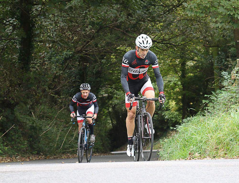 St Austell Wheelers Hill Climb 2016
