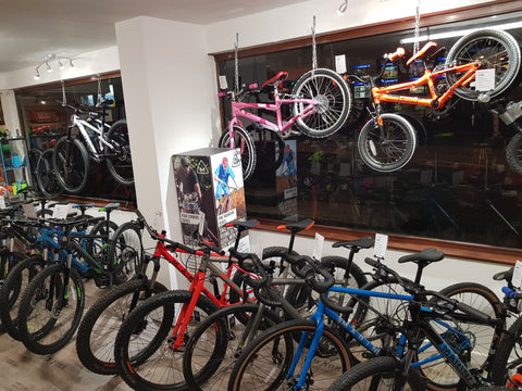 Mountainbike sales in St.Austell, Cornwall