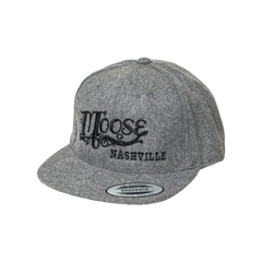 Moose Hat -Gray