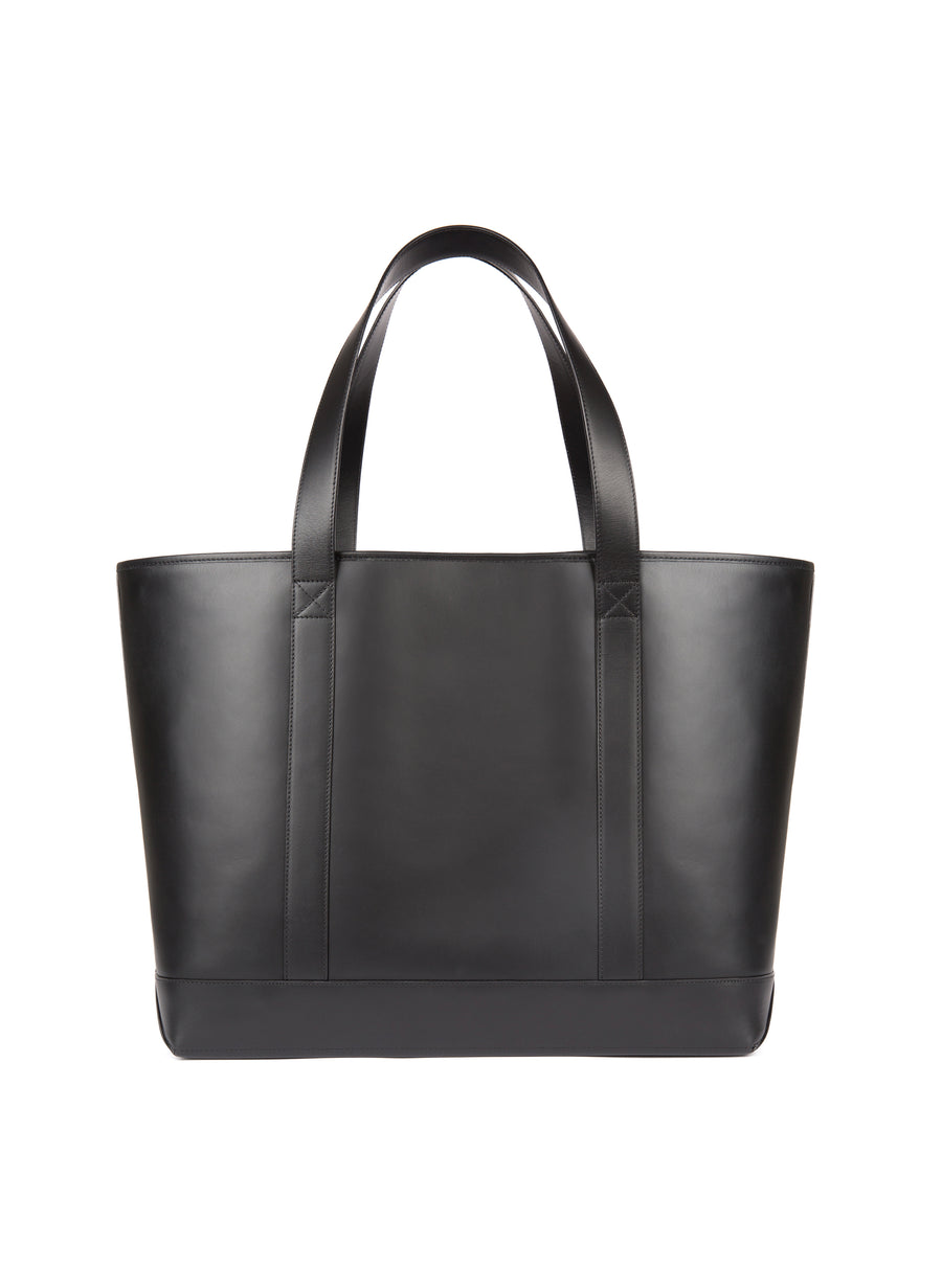 Large Tote in Black and Montunas