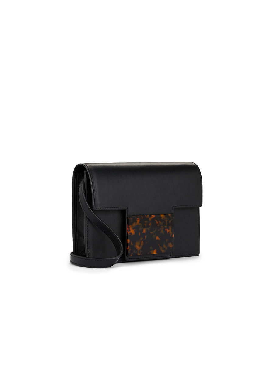 Convertible Belt Bag in Black