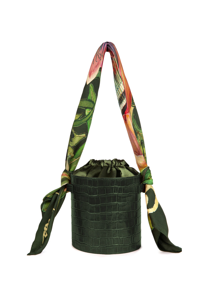 Forest Croc Isla Bag
