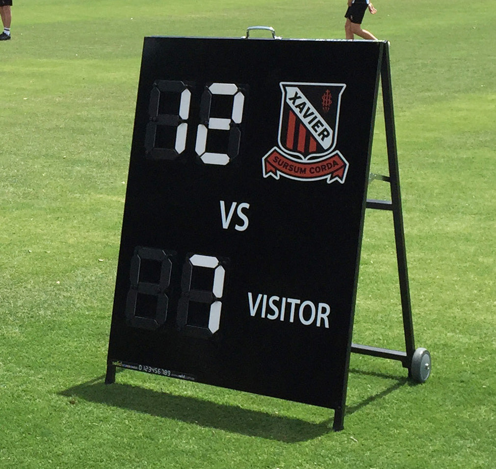 Basic A-frame Scoreboard (manual)