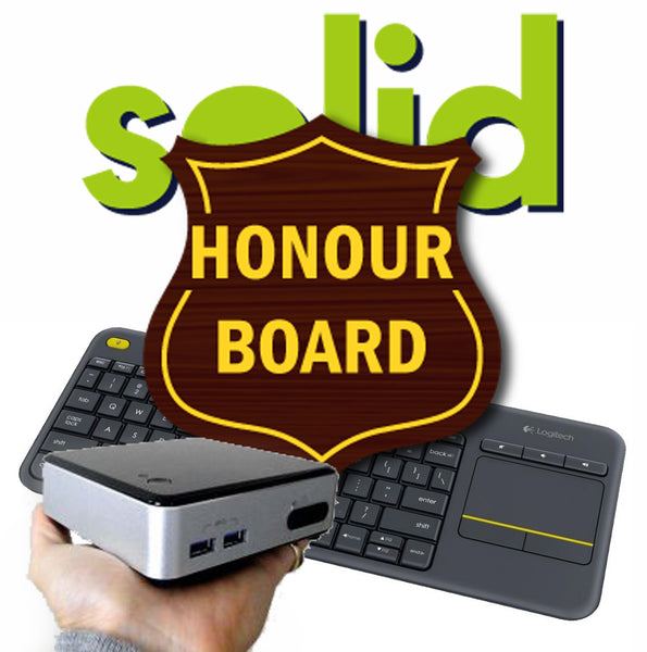 Digital Honour Board Software & Mini PC Package - ROTARY CLUBS ONLY