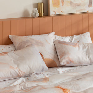 Annie Everingham LTD ED European Pillowcases - Marigold