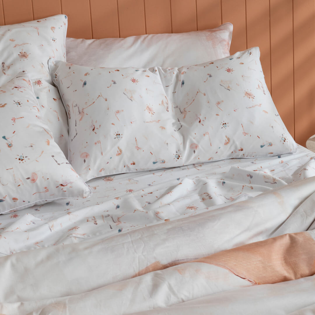 Annie Everingham LTD ED Pillowcases - Wanderer