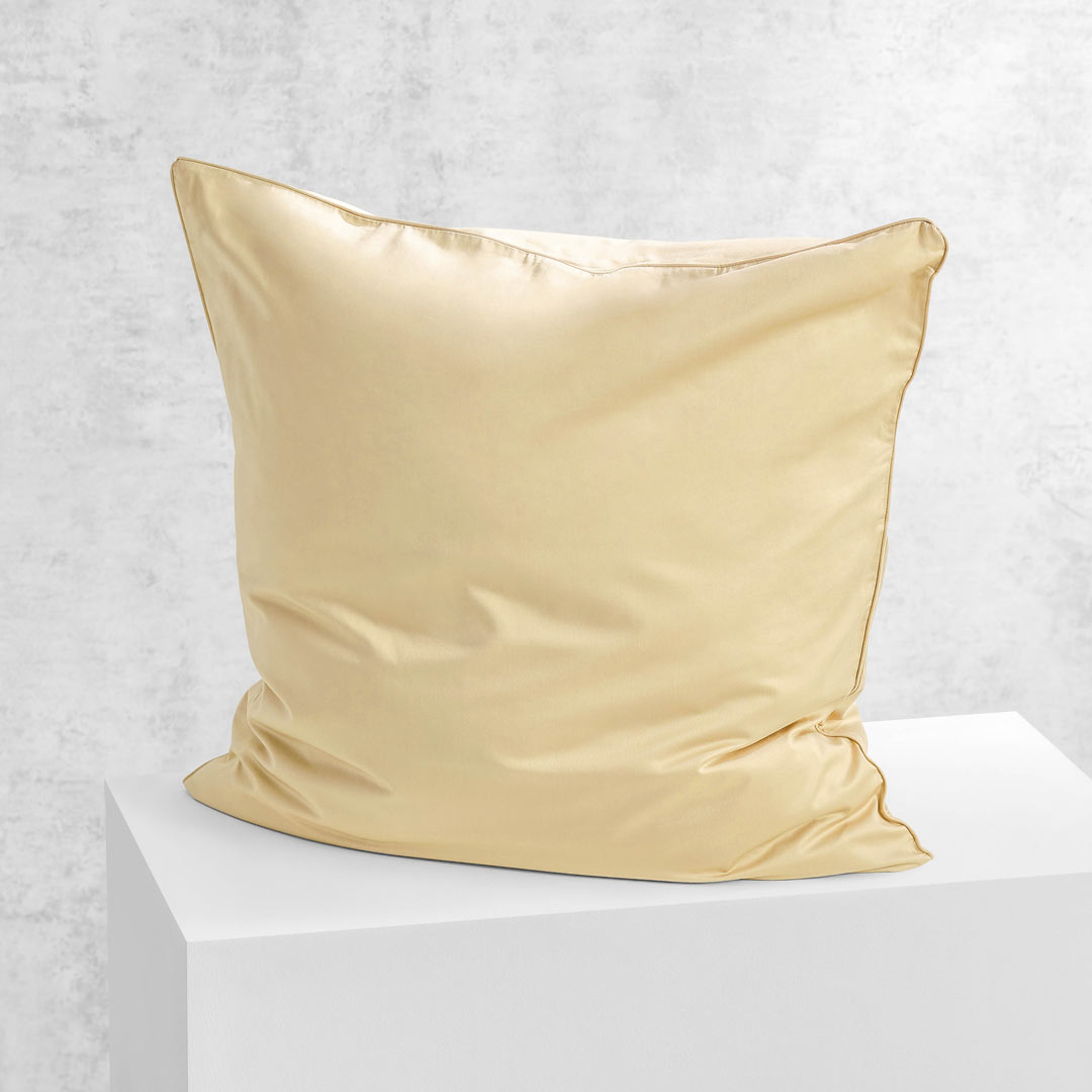 Eden European Pillowcase - Butter
