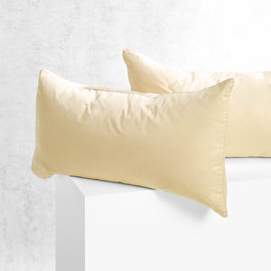 Eden Pillowcases - Butter