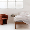 Kids Bedding - Rust Stripe