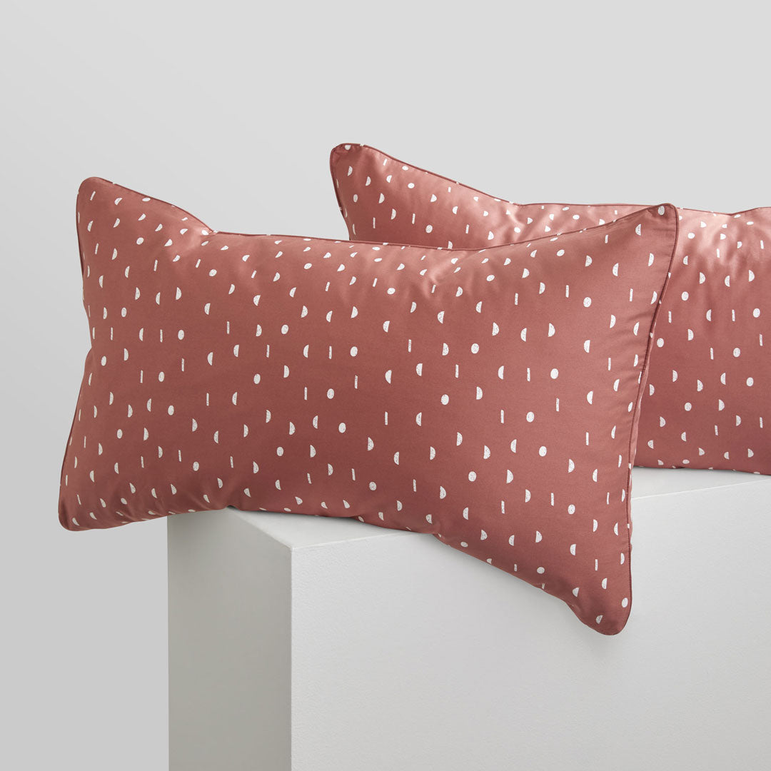 Piper Prints Pillowcases - Lunar