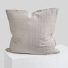 Tully Waffle European Pillowcase - Beige