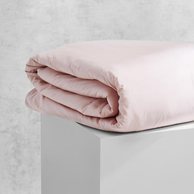 EDEN Quilt Cover - Blush