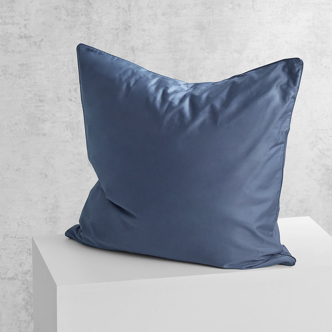 Eden European Pillowcase - Midnight