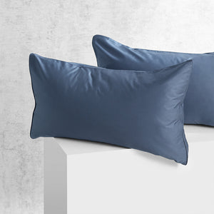 Eden Pillowcases - Midnight