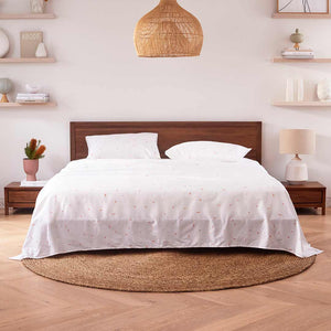 Casablanca LTD ED Flat Sheet - Willow