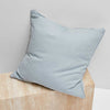 Lola Bouclé European Pillowcases - Blueprint
