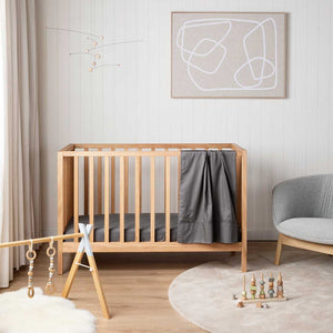 Kids Bedding - Charcoal