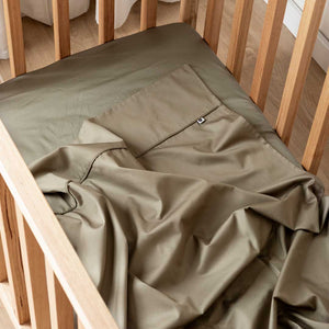 Kids Bedding - Moss