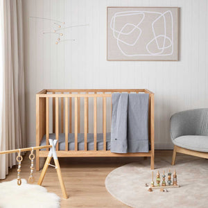 Kids Bedding - Midnight Stripe