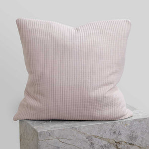 Quilted Kids Bedding - Blush