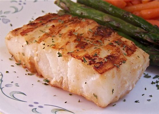 Meal Prep - Grilled Cod