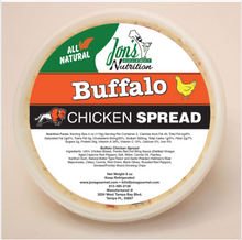 Jon's Gourmet Buffalo Hot Chicken Spread