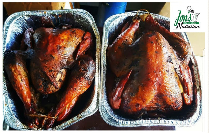 Jon's Gourmet Jerk Smoked Turkey