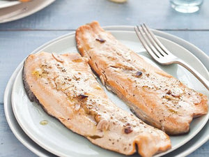 Meal Prep - Grilled Trout