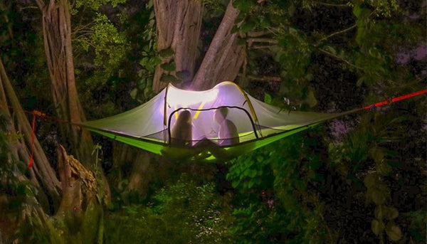 Tentsile Tree Tent Arrive at WeDo Hammocks