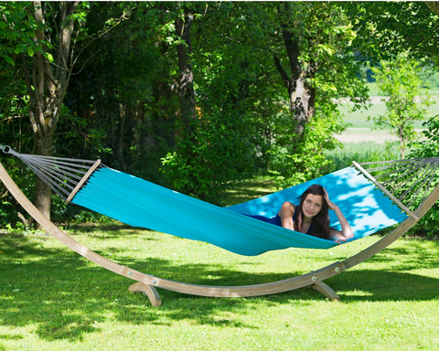 plaid blue hammock - wedohammocks.co.uk - We Do Hammocks