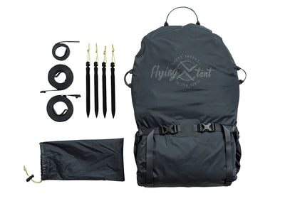 Flying Tent Kit With Bag
