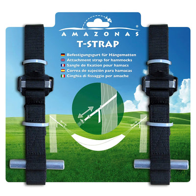 Amazonas Accessories T-Strap (x2) Hammock Fixing
