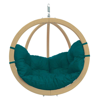 Amazonas Chairs Green Globo Single Hanging Chair
