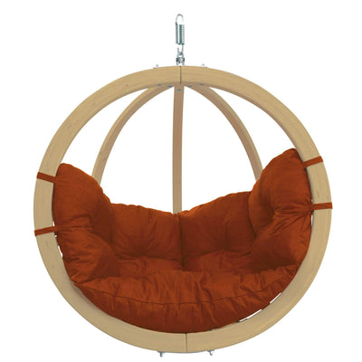 Amazonas Chairs Terracotta Globo Single Hanging Chair