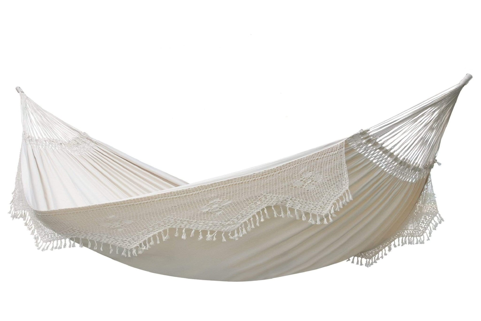 Authentic Brazilian Tropical Double Hammock - Elegant Series