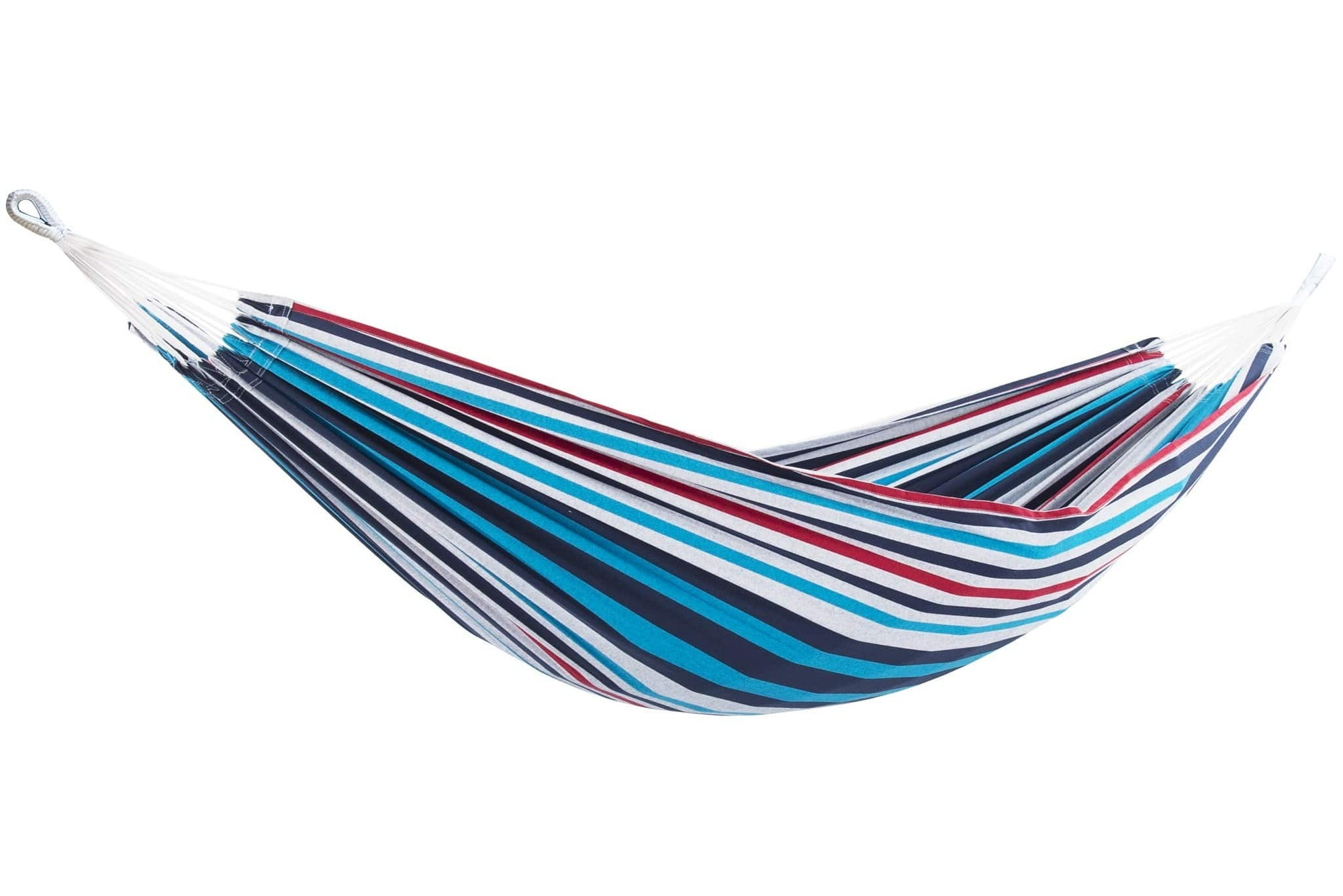 Vivere Hammock Denim Double Brazilian Cotton Hammock