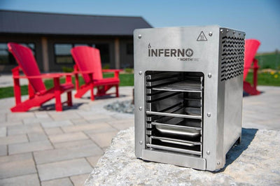 Vivere Outdoor Inferno Infrared Cooking Grill