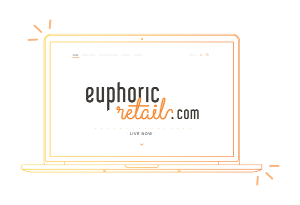 Press Release: Euphoric Retail Announces Website Launch