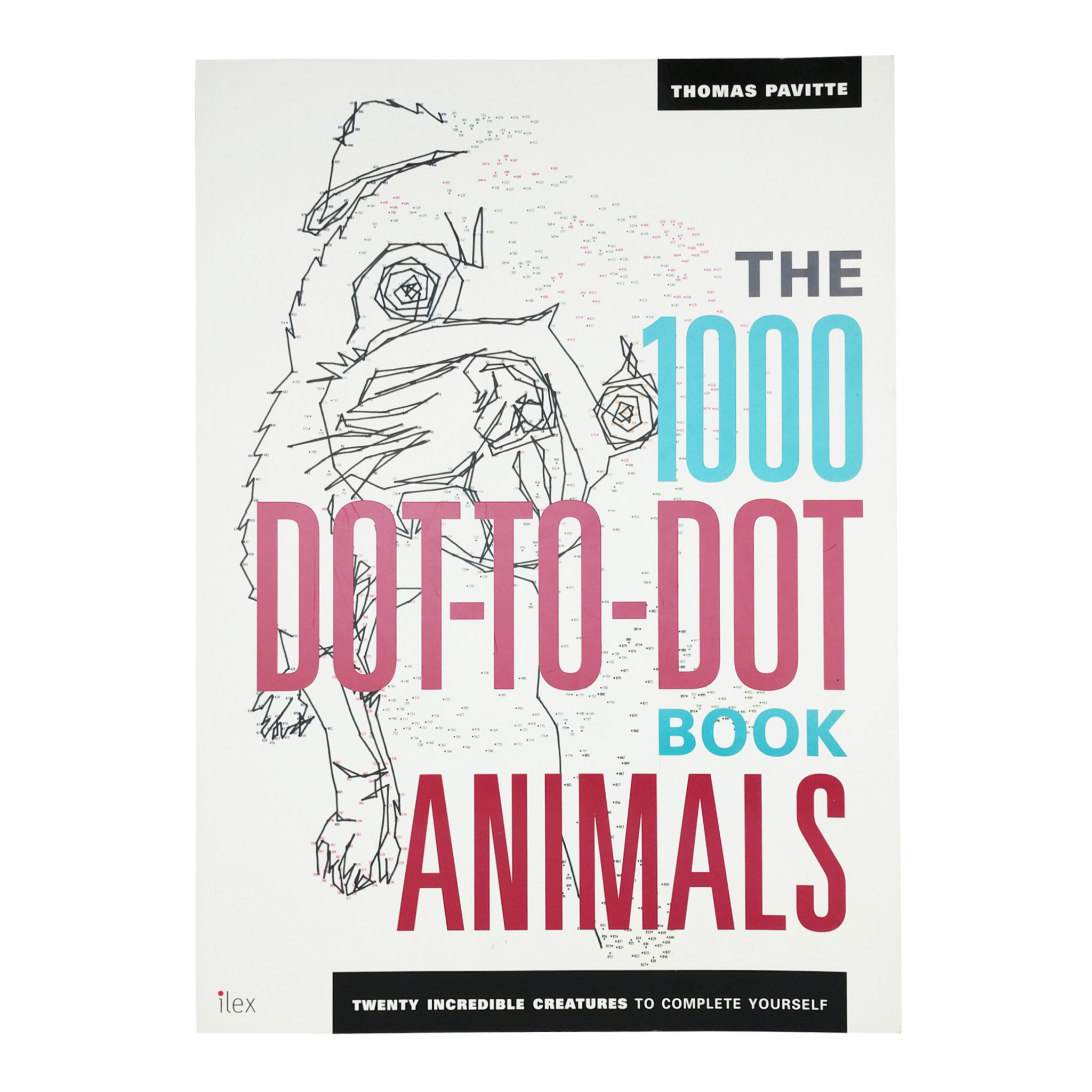 1000 Dot To Animals