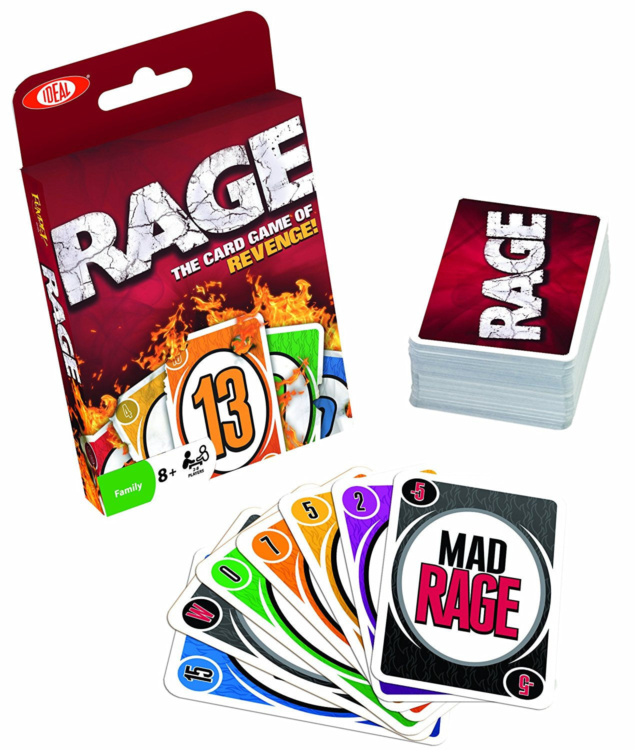 Image result for rage card game