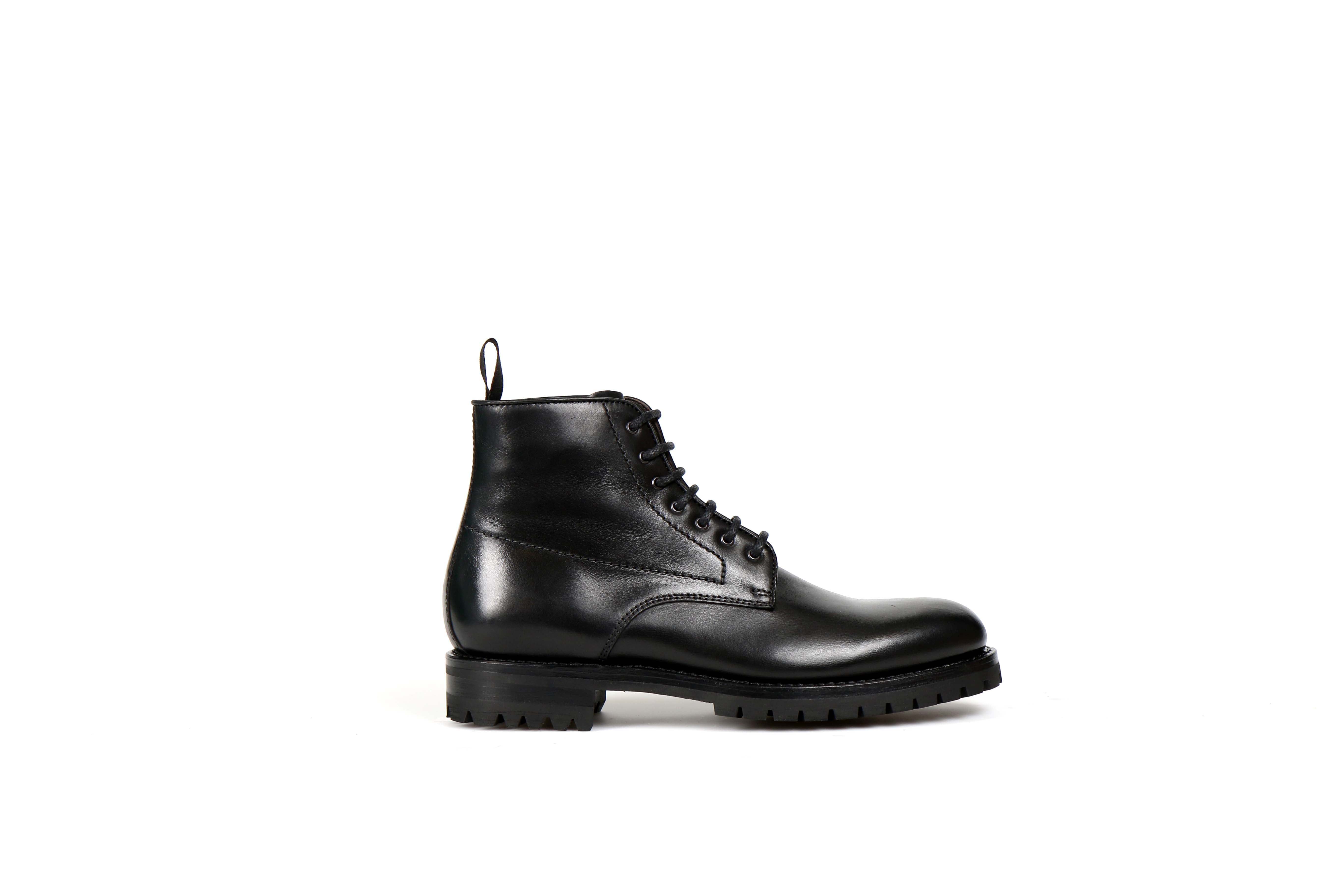 Legend Black Cordovan classic boot