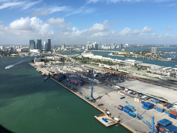 We Add a 3rd Person to a 2 Person Miami HeliTour or Add a 5th Person to a 4 Person Miami HeliTour