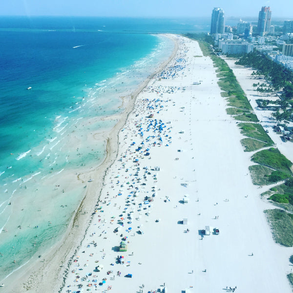 Why Not Upgrade your Miami HeliTour (4 Persons) Group to South Beach