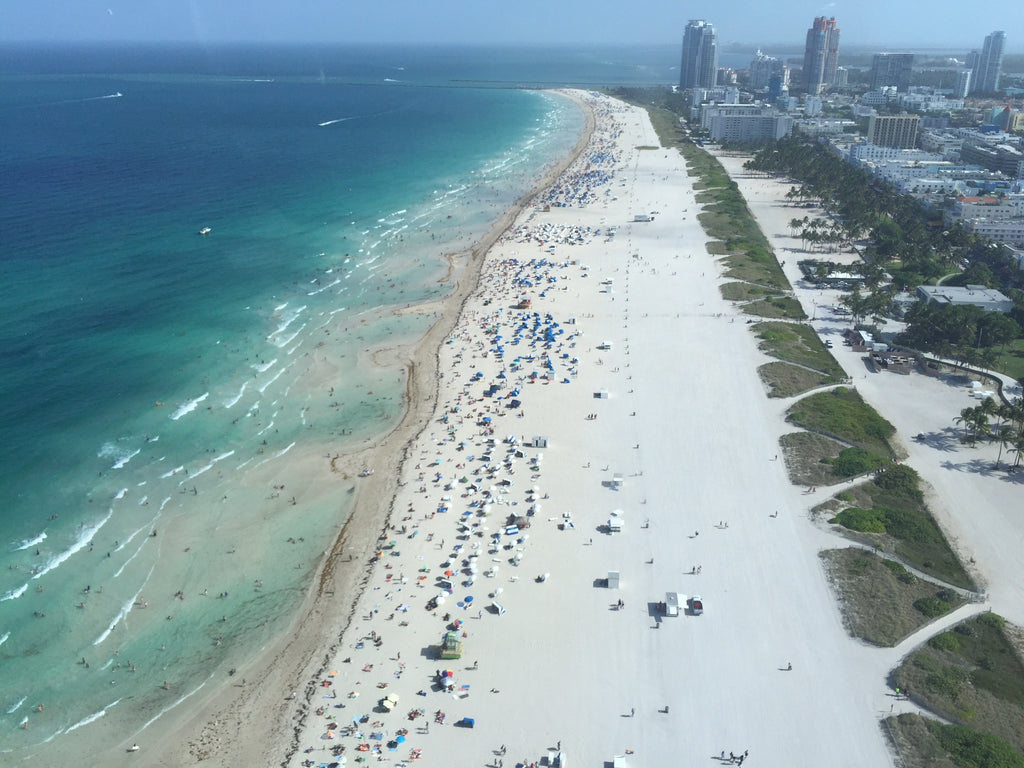Zone N - Day Trip from Marco Island or Naples to South Beach
