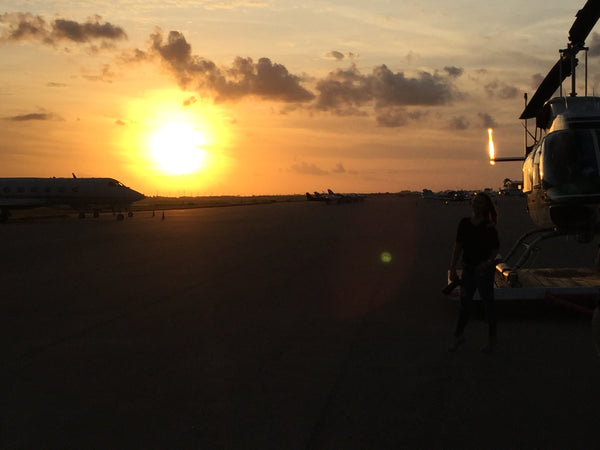 Why Not Upgrade your Miami HeliTour (4-6 Persons) Group to a Miami Sunset HeliTour