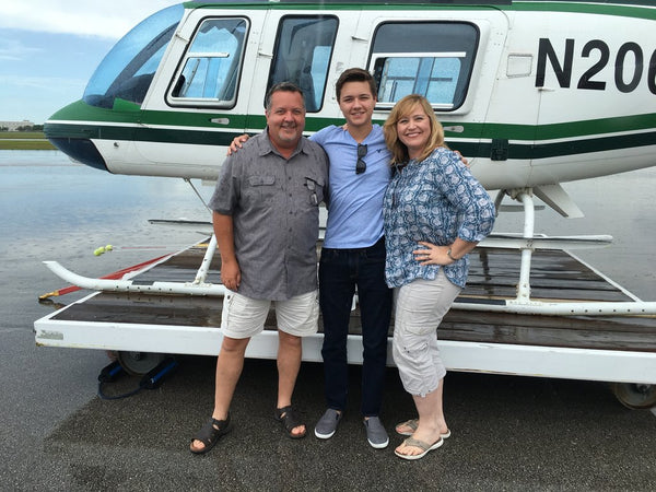 Three (3) Person Miami HeliTour