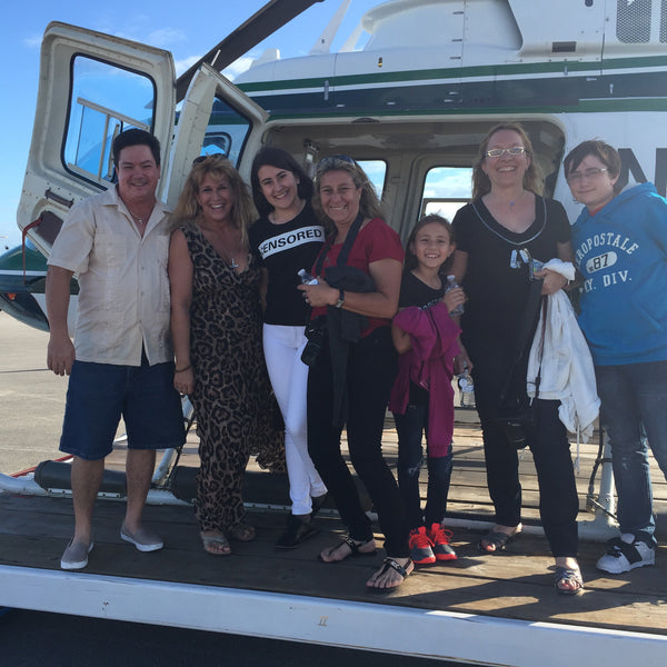 Unique Key Biscayne HeliTour for 6 Persons