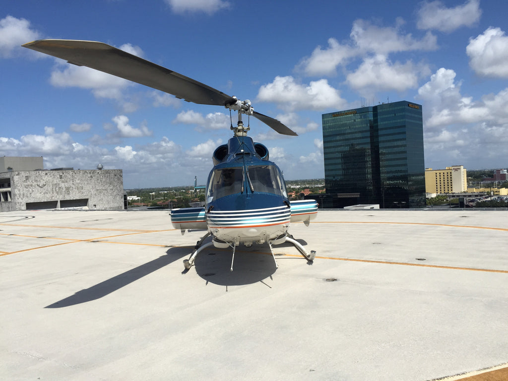 A Miami HeliTour to downtown Fort Lauderdale