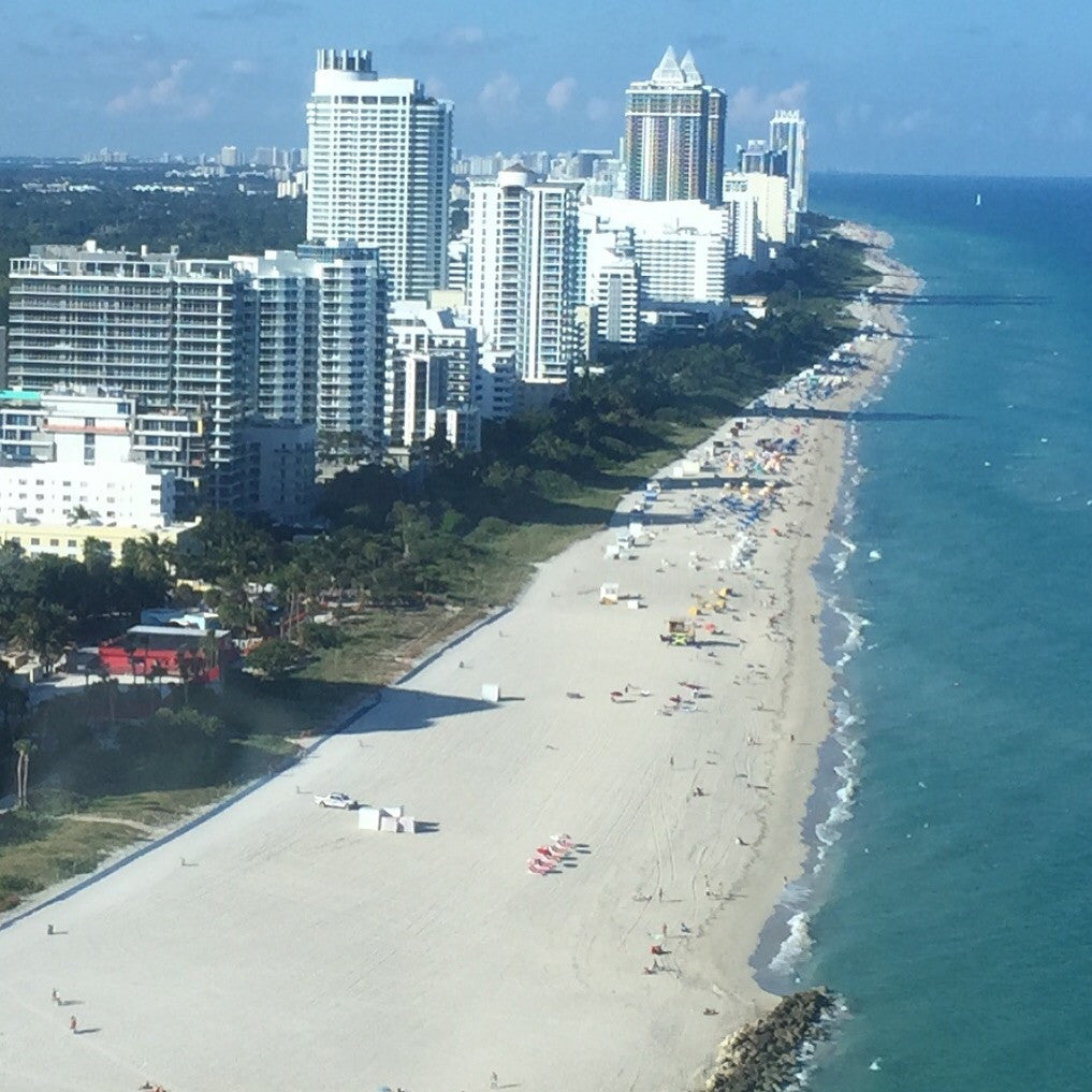 Miami HeliTour over South Beach for 6 Persons