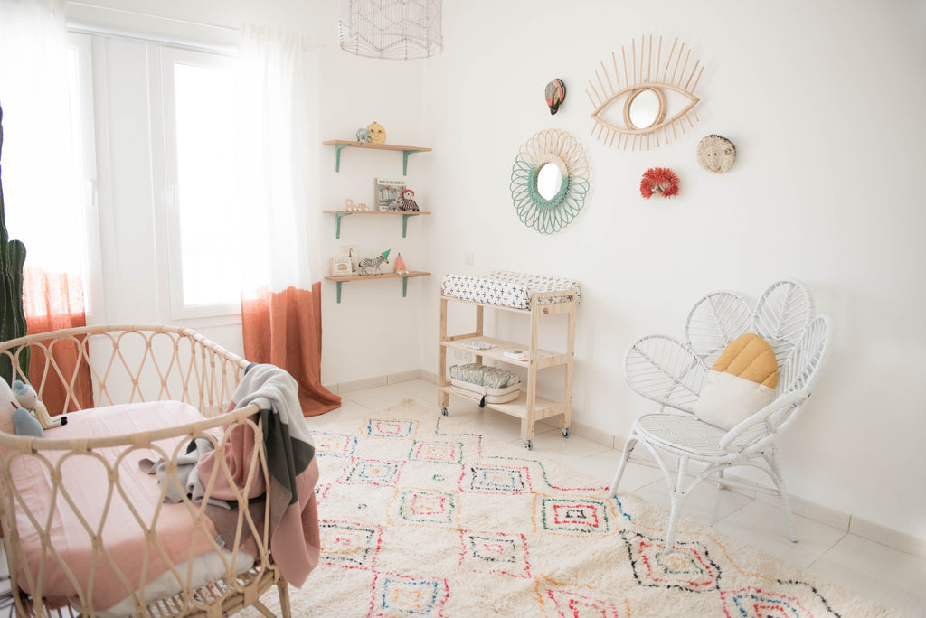 Nursery Makeover with Live Loud Girl